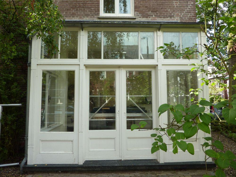 Van Ruysdael Glas.Project Beglazing Monumentaal Woonhuis Nijmegen Uijen